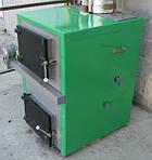 Котлы пиролизные с автоматикой 10-150 кВт Украина