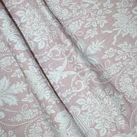 Ткань для покрывала завитушки фрезовые