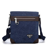 Мужская сумка Prada. Оригинал. Современный дизайн. Новое поступление. Отличное качество. Код:КС52-3