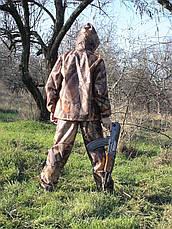 Костюм дождевик детский Лесоход камуфляж Дубок, фото 3