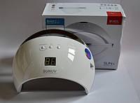 Оригинал UV-LED лампа SUN-6 Smart 2.0 - 48 Вт(Белая) Гарантия