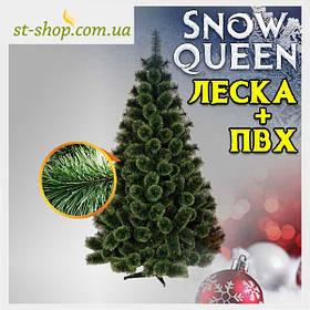 Сосна искусственная Снежная королева(ПВХ+ЛЕСКА)