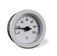Термометр капиллярный круглый диаметр 52 мм