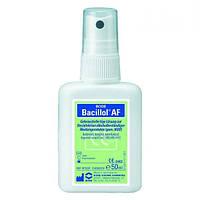 Бациллол АФ для дезинфекции инструмента и поверхности с дозатором, 50 мл.
