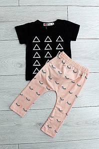 Пижама детская тоненькая