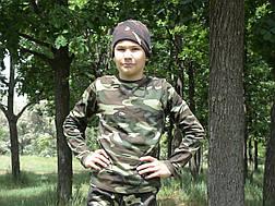 Батник детский камуфляж, фото 3