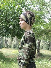 Батник детский камуфляж, фото 2
