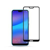 Защитное стекло Neo 5D для Huawei P20 Black(299802)