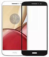 3D защитное стекло для Motorola Moto M XT1662 / XT1663 (на весь экран) Черный