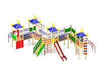 Как оборудовать детский комплекс?