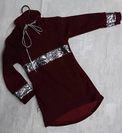 Платье шнурок с пайеткой , фото 2