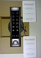 Кодовая клавиатура для систем контроля доступа YK-1068A, фото 1