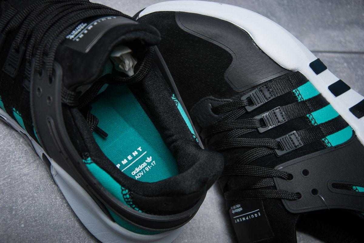 b36539bd Я в шоке!™ | Кроссовки мужские Adidas EQT ADV/91-16, черные 11991 ...