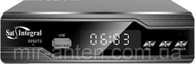 Sat-Integral 5052 T2