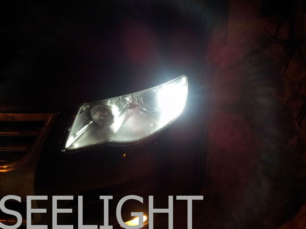 Габаритные огни Volkswagen Touareg 2006+