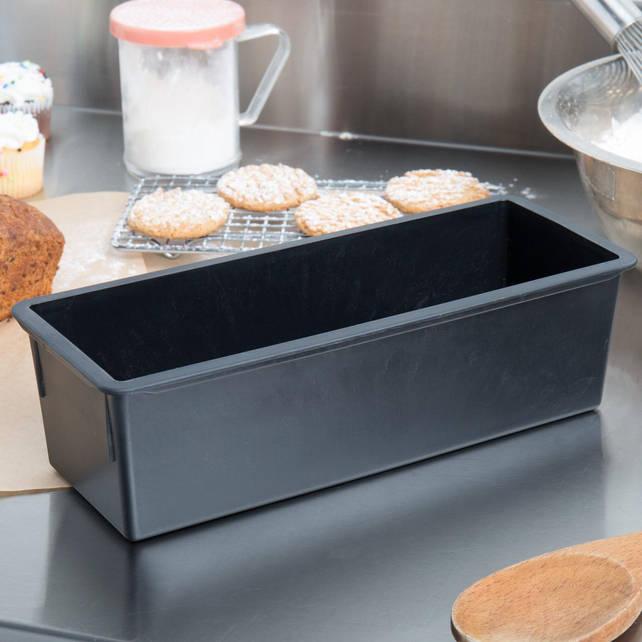 Форма для выпечки кекса/хлеба 25х9х7,5 см. стальная Matfer