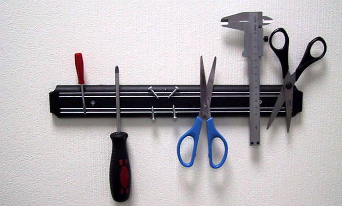 Держатель для ножей магнитный 55 см. Lacor (Без креплений)