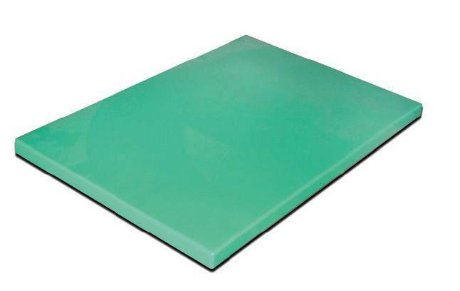 Доска разделочная зеленая 600х400х20 мм Resto line, FoREST
