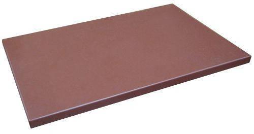 Доска разделочная коричневая 400х300х20 мм Resto line, FoREST