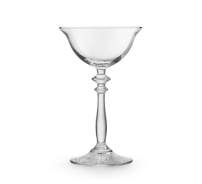 Бокал для коктейля 140 мл. стеклянный, на ножке Cocktail Small 1924, Libbey