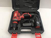 Аккумуляторный шуруповёрт Makita MT1201 12V съёмный патрон