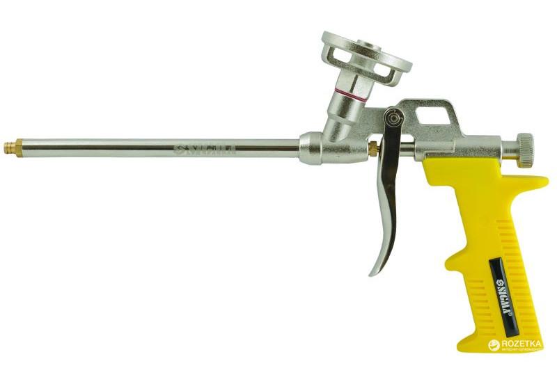 Пистолет для полиуретановой пены sigma
