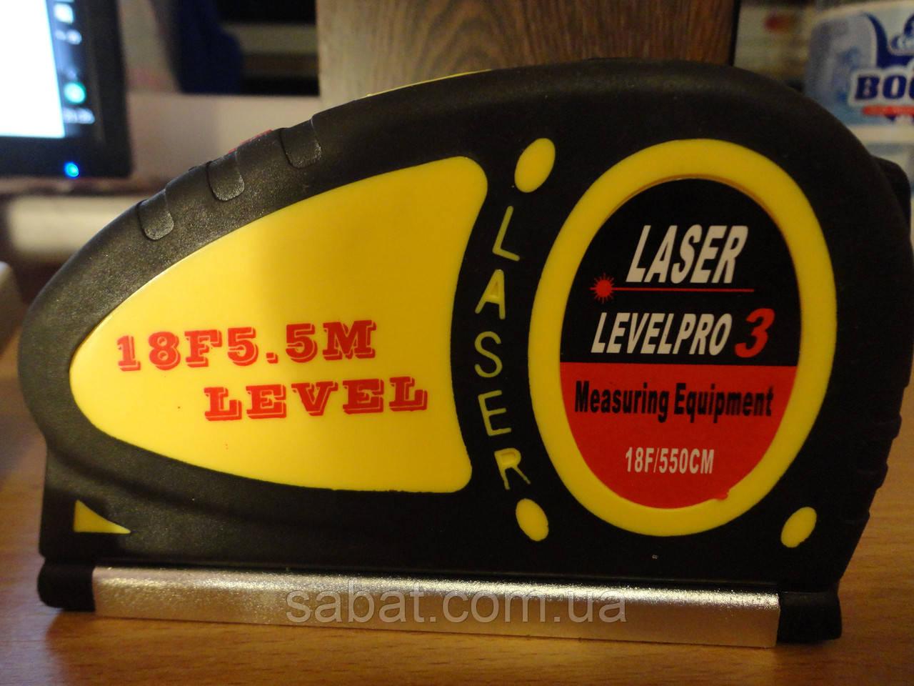 Уровень Laser Pro 5