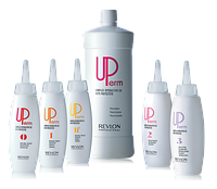 Средство для химической завивки натуральных тонких тонированных и среднепористых волос (Up perm 1 F), 150мл