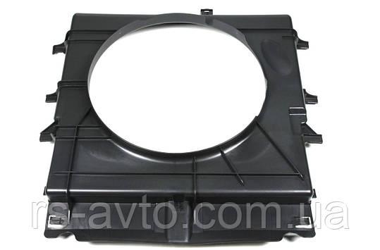 Диффузор радиатора MB Mercedes Sprinter, Мерседес Спринтер OM651 09- RW50061, фото 2