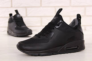 Размеры 43-45 !!! Мужские кроссовки Nike Air Max 90 Mid Winter/ найк  / реплика (1:1 к оригиналу), фото 3