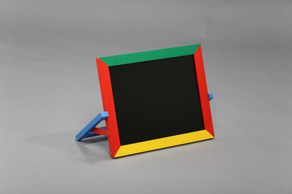 Дошка магнітна для малювання крейдою і фломастером (настільна)