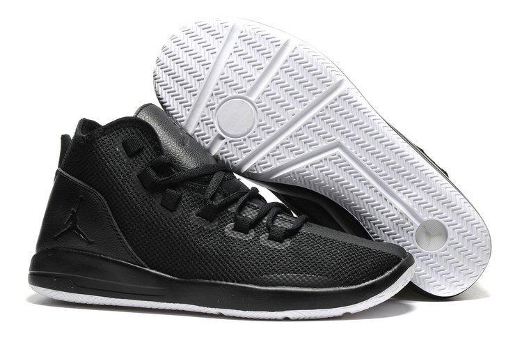 95127f7114bf Мужские баскетбольные кроссовки Nike Jordan Reveal Premium Black  найк  джордан ревеал премиум черные