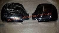 Хром накладки на зеркала АБС пластик для Mercedes Vito W638 1996-2003