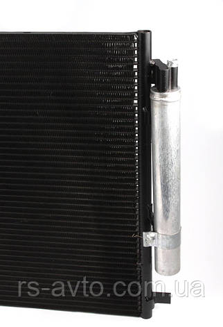 Радиатор кондиционера MB Mercedes Sprinter, Мерседес Спринтер 906 06- 35849, фото 2