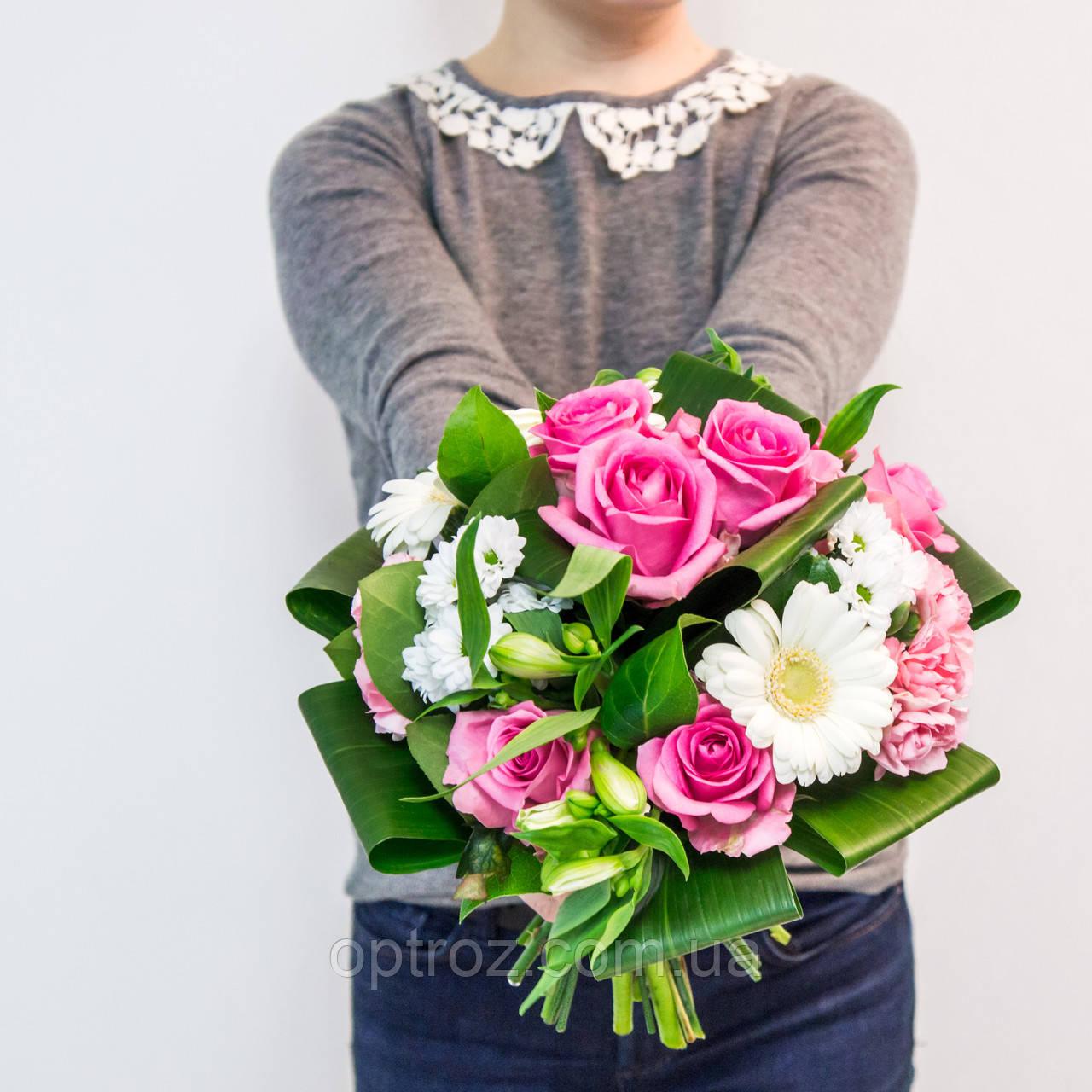 Доставка цветов по оптовым ценам красивые цветы на 8 марта своими руками