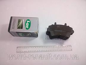 Комплект передних тормозных колодок на Рено Мастер II c 98г. / LPR 05P884