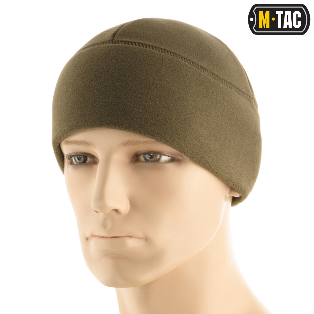 M-Tac шапка Watch Cap Premium флис (343г/м2) S