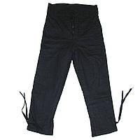 Утепленные штаны спецовочные зимние, р. 50-52 черные, для рыбалки, дачи, гаража