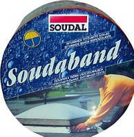 Лента битумная Soudaband 10cm alu    L=10m Soudal