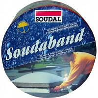 Лента битумная Soudaband 15cm  graf    L=10m Soudal