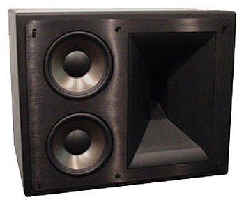 Полична акустика Klipsch KL-650-THX Black