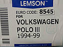 Лобовое стекло Volkswagen Polo (1994-1999)    Лобове скло Фольксваген Поло   Автостекло Поло  Замена 450 грн., фото 4