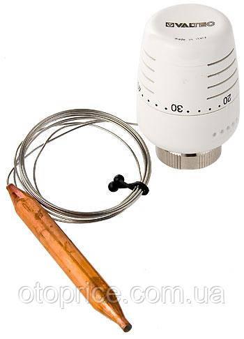 VT.5011 Термостатическая головка с выносным погружным датчиком жидкостного типа Valtec