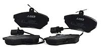 Тормозные колодки комплект передние AUDI A4; SEAT EXEO, EXEO ST; VW PASSAT (1.6-3.0D)
