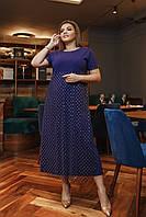 """Платье больших размеров """" Лиссабон """" Dress Code, фото 1"""