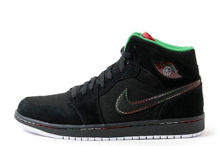 d9e4f014ac44 Мужские Баскетбольные Кроссовки Nike Air Jordan Alpha I - 01  Найк Аир  Джордан Альфа Черные 43 — в Категории