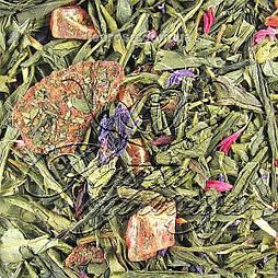 Зелений ароматизований чай «Радість падишаха»