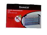 Ловушка для насекомых Sanico GSK 20W 50-70 кв.м., фото 2