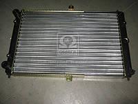Радиатор охлаждения на ВАЗ 2108,2109,21099,2113,2114,2115 (карбюратор) (пр-во Nissens Дания)