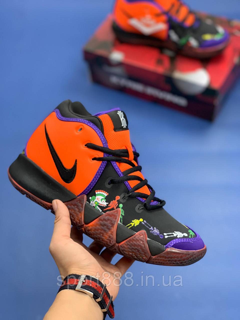 "super popular 34825 5a2b7 Nike Kyrie 4 ""Day of the Dead"" мужские кроссовки: продажа, цена в  Николаеве. обувь для баскетбола от"